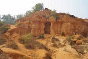 Grand Canyon of Bengal, gangani